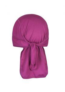 Coolmax šátek zadnípohled fialová