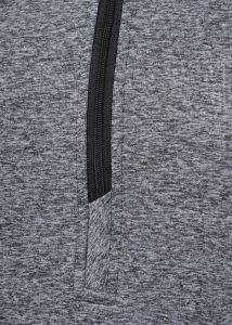 Dámská mikina prodyšná - detail zip