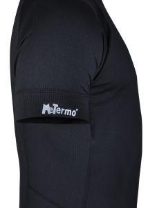 MeTermo termoprádlo pánské termo triko černá Coolmax MeTermo-Libor Macek