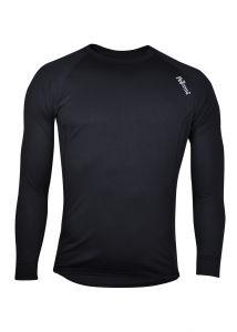 Coolmax triko černé dlouhý rukáv