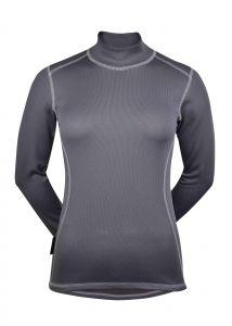 Thermolite dámské triko šedé