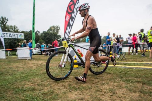 K3 Kelečský triatlon